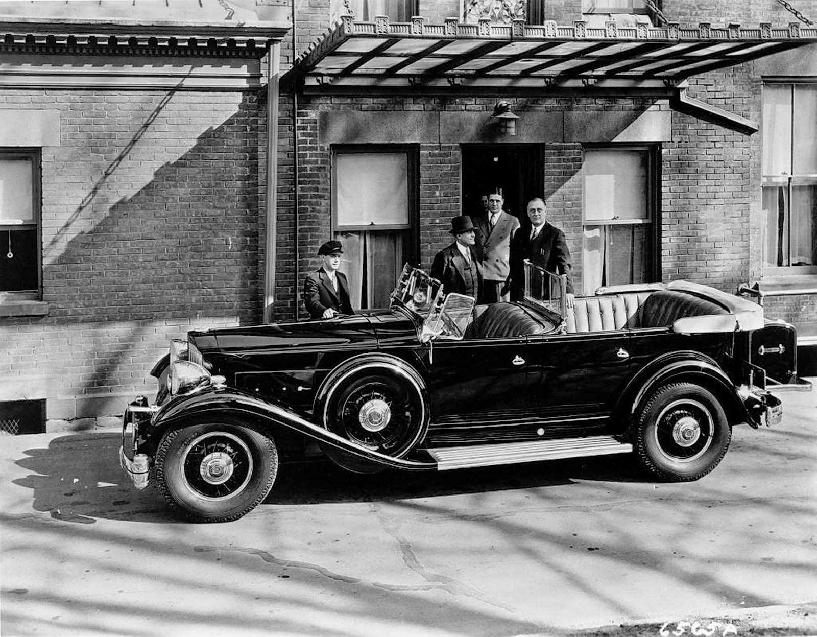 Частная коллекция: любимые автомобили президентов США— фото 594555