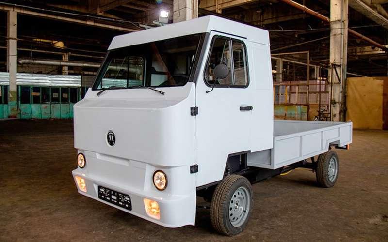 Kami Nimble— первый автомобиль, сделанный вКиргизии (издеталей Lada)