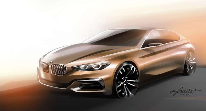 Невфокусе: купеобразный седан BMW получит «неправильный» привод