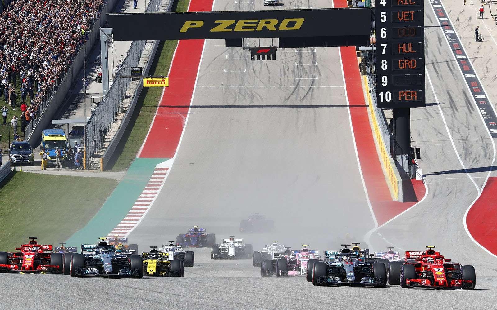 5 главных изменений вновом сезоне Формулы-1(иеще видеобонус)— фото 955650