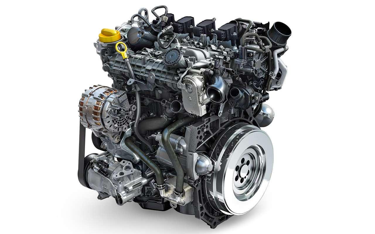 Новый турбомотор Renault дляArkana: что унего снадежностью— фото 1018424