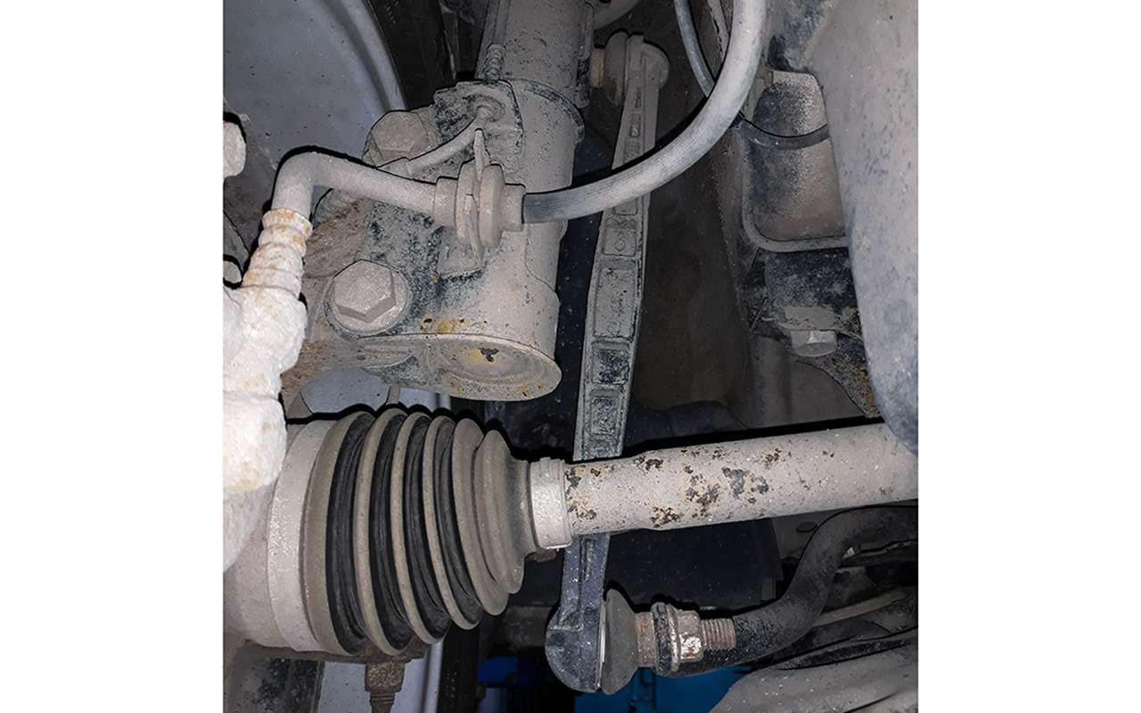 Chevrolet Cobalt после 114000км: ни одной серьезной проблемы!— фото 982730
