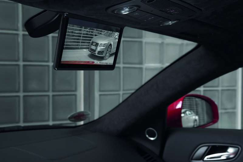 Audi new digital rear-view mirror 4_no_copyright