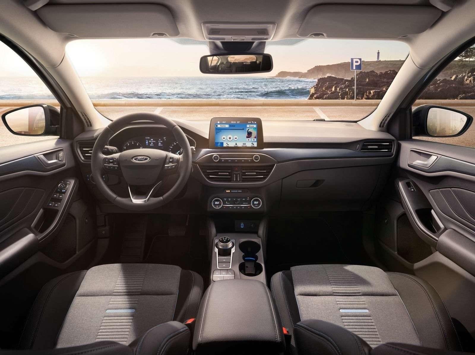 Новый Ford Focus: больше никаких PowerShift'ов!— фото 861405