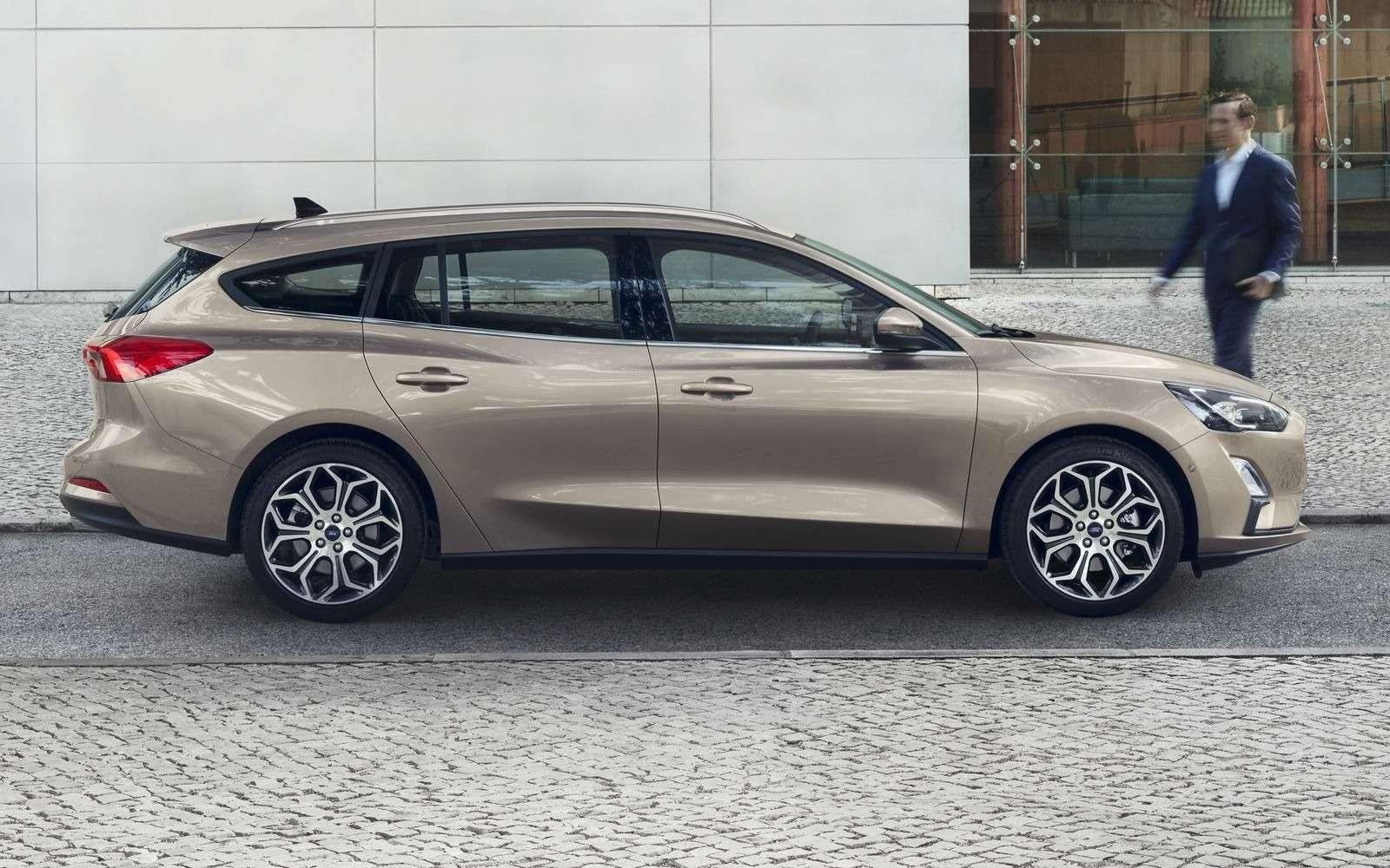 Новый Ford Focus: больше никаких PowerShift'ов!— фото 861420