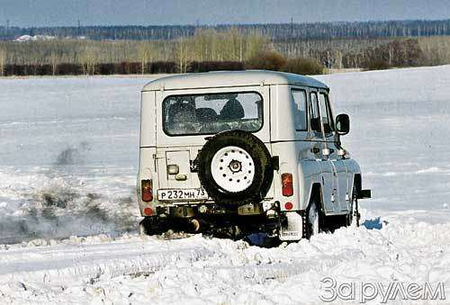 Дизельный дуплет УАЗа— фото 33802