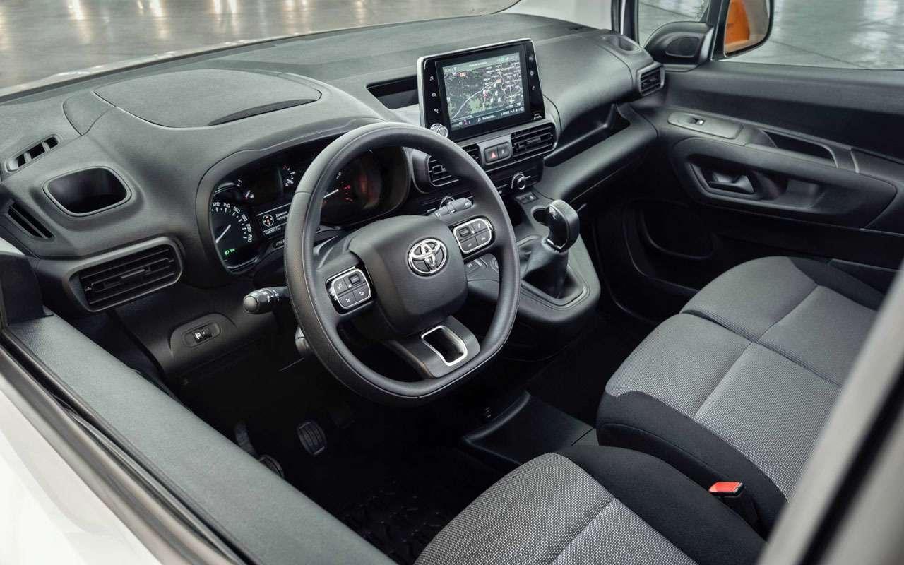 У Тойоты появился доступный минивэн— фото 967532