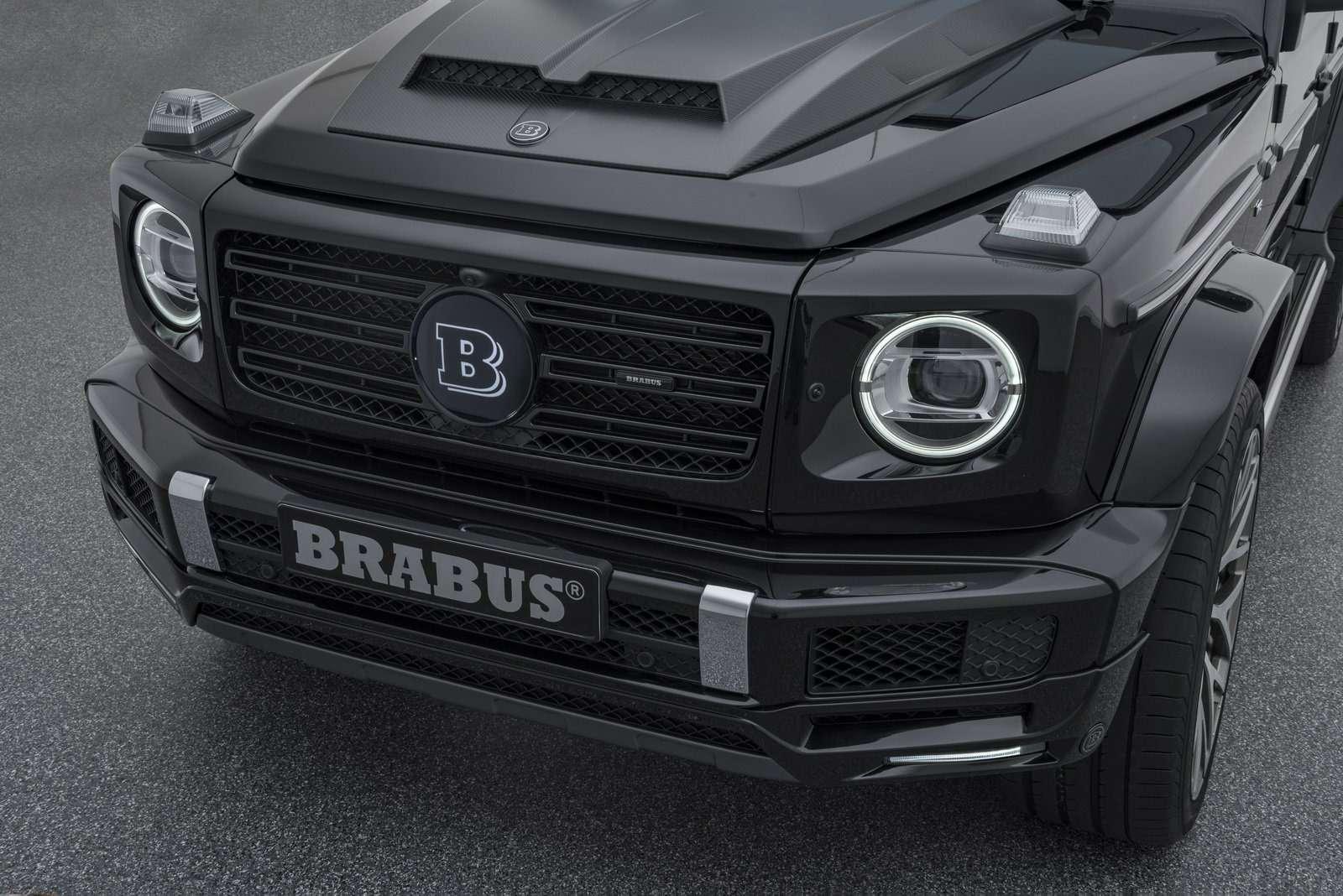 Brabus G500: новое начало— фото 895425