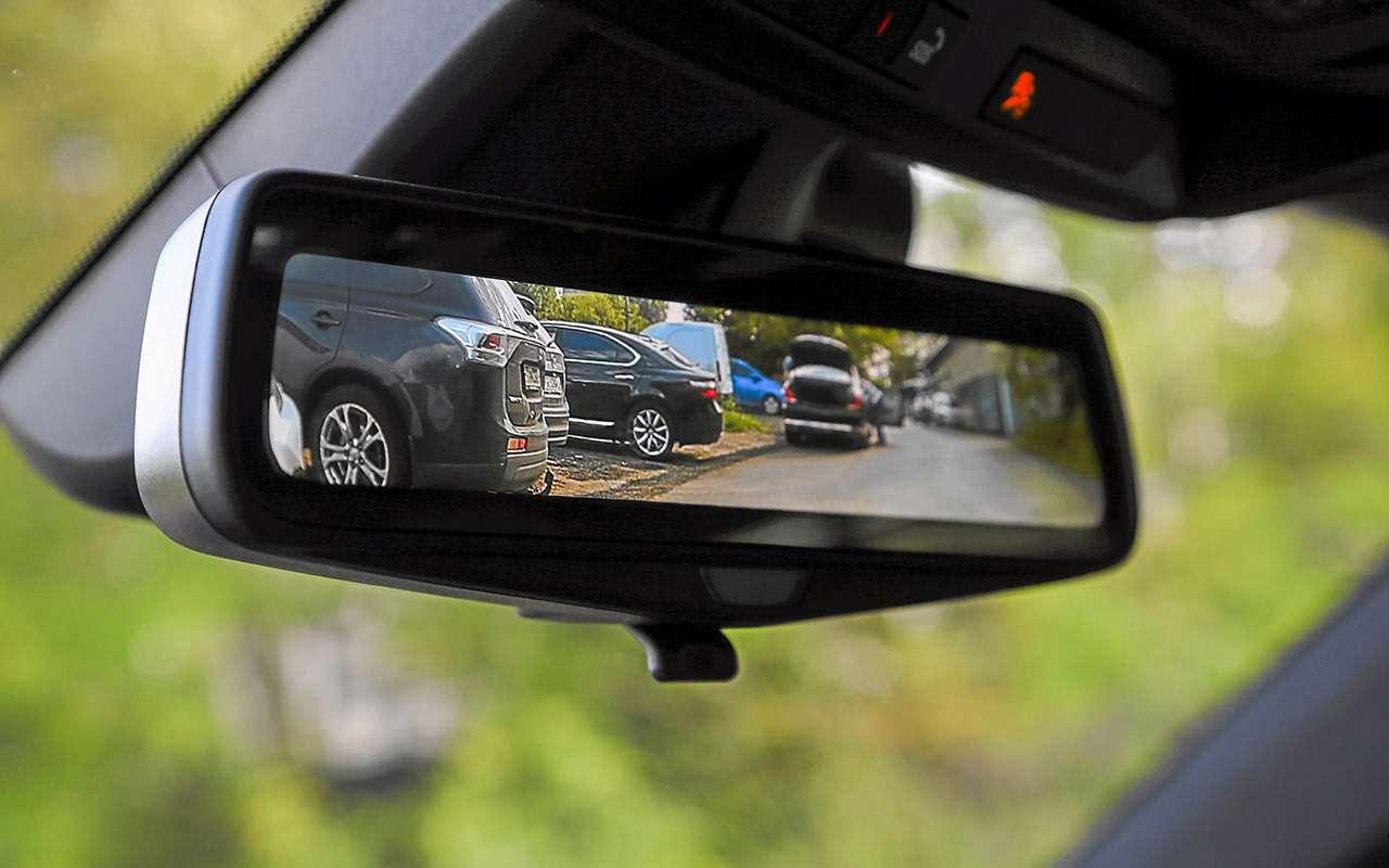 Большой тест престижных седанов: новый Lexus LS500и конкуренты— фото 928743