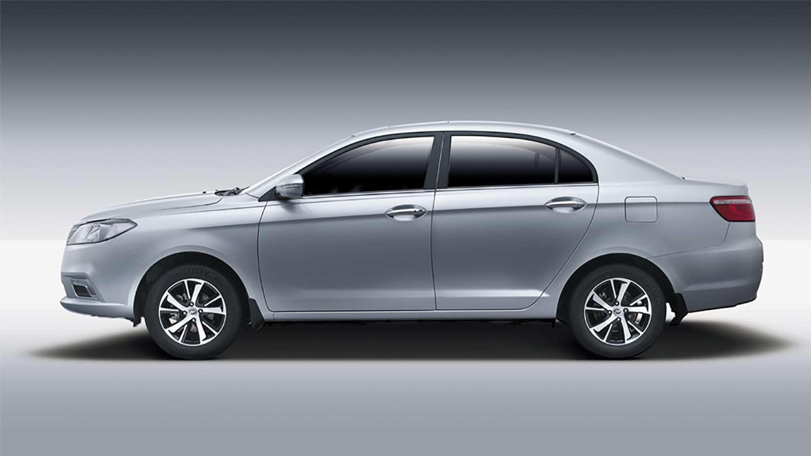 Новая версия седана Lifan Solano: известны цены— фото 834414