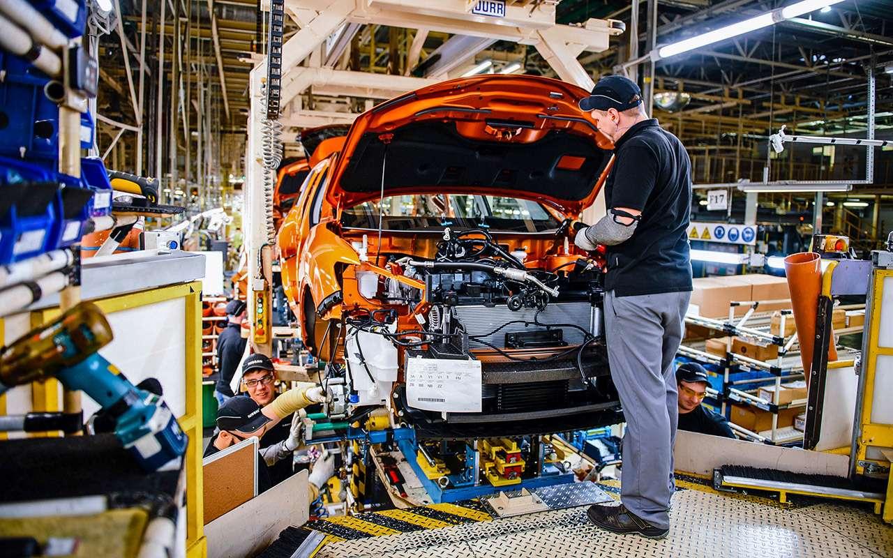 Обновленный Nissan X‑Trail: как его готовили крусской зиме— фото 927302