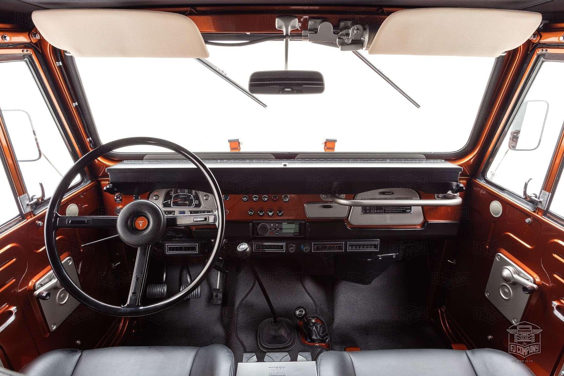 Онииздеваются: рестомод Toyota Land Cruiser FJ40— ода совершенству— фото 739828