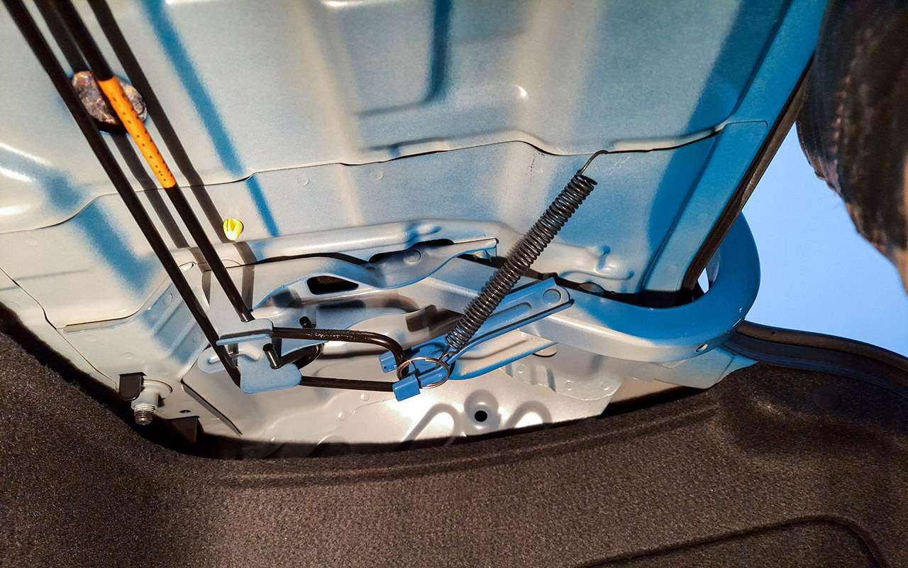 Hyundai Solaris 2020: его первые 17000км— фото 1221339