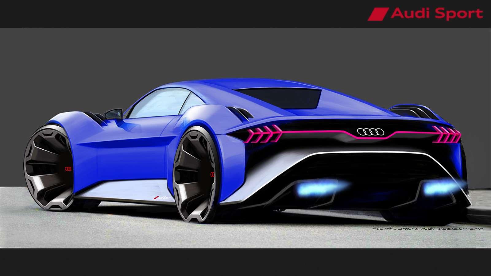 В Audi сделали суперкар длянарисованного Уилла Смита— фото 919674