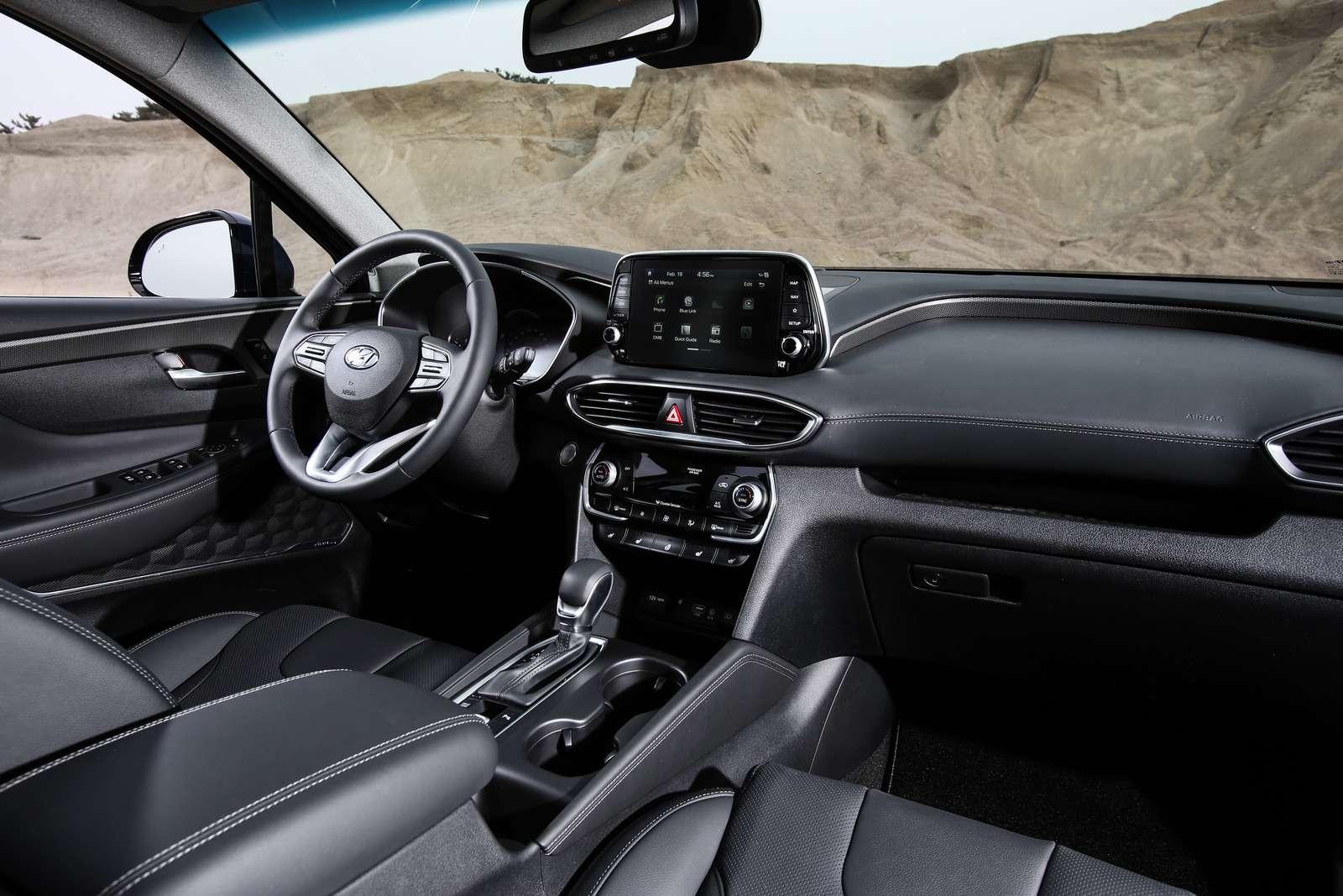 Hyundai рассказала все подробности оSanta Feчетвертого поколения— фото 847661
