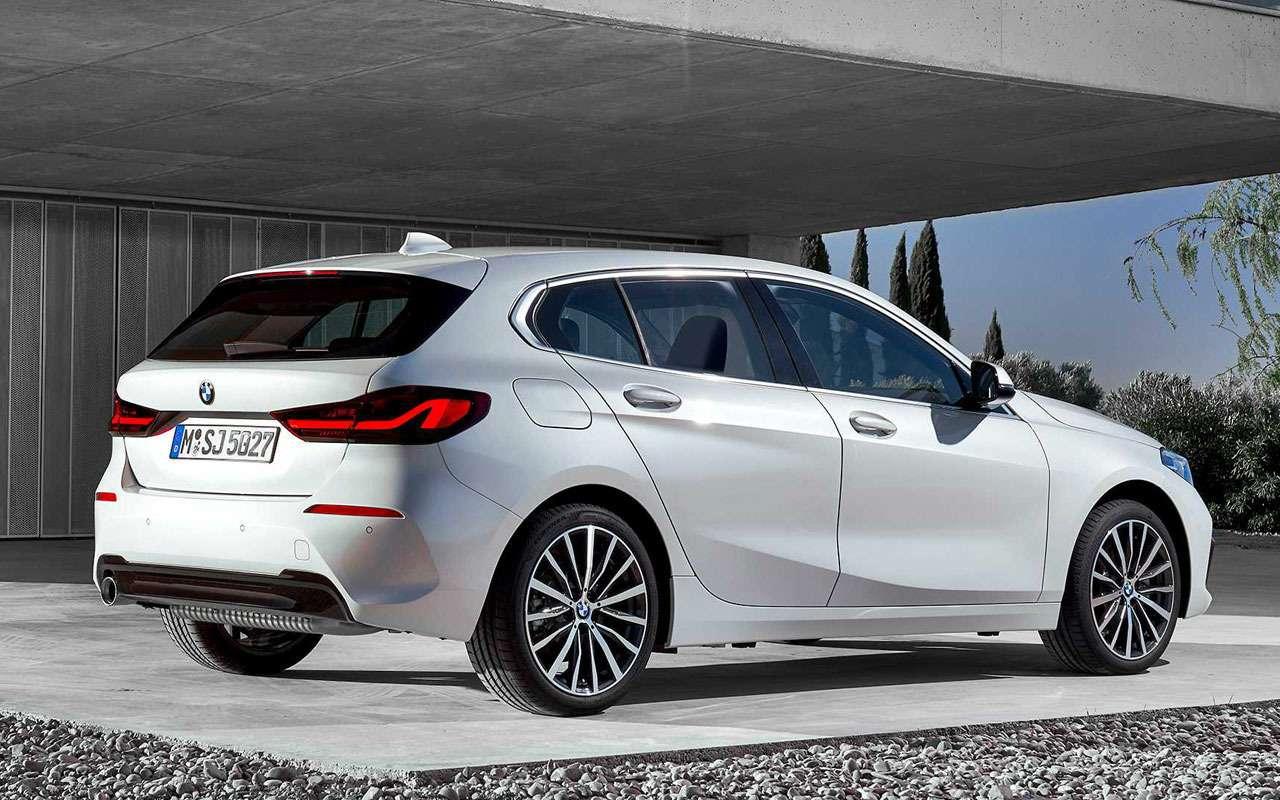 Стали известны подробности осамом доступном BMW— фото 976703