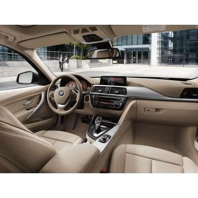 салон BMW 3серии Туринг