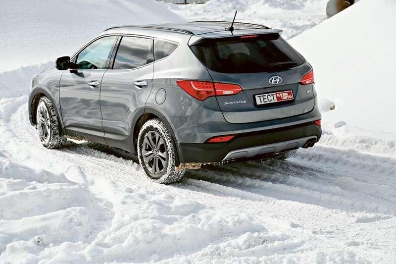 Hyundai Santa Fe 2.4 AT 4WD Comfort, 1 439 000 руб.