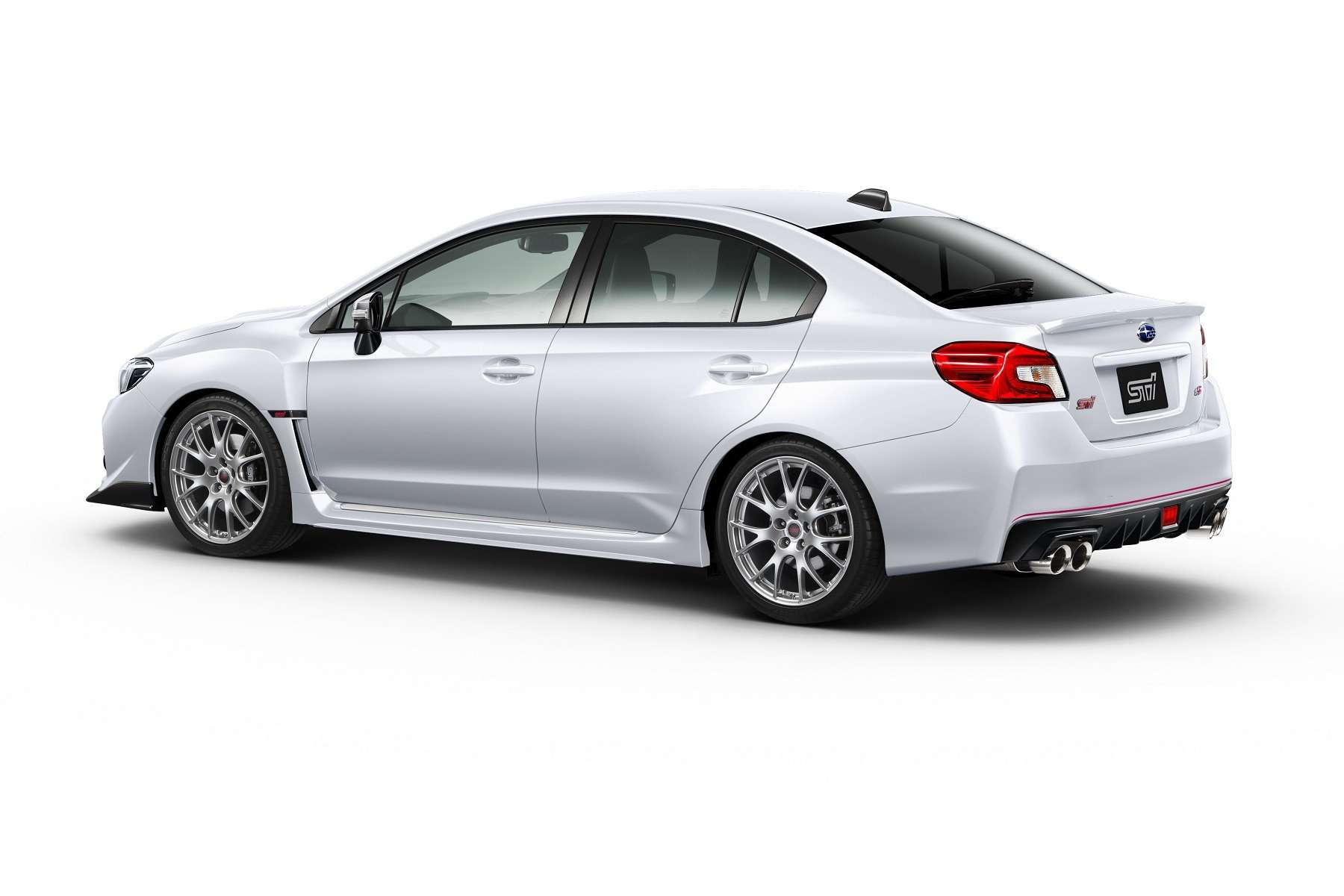 Subaru WRX S4tS грезит «Зеленым адом»— фото 644497