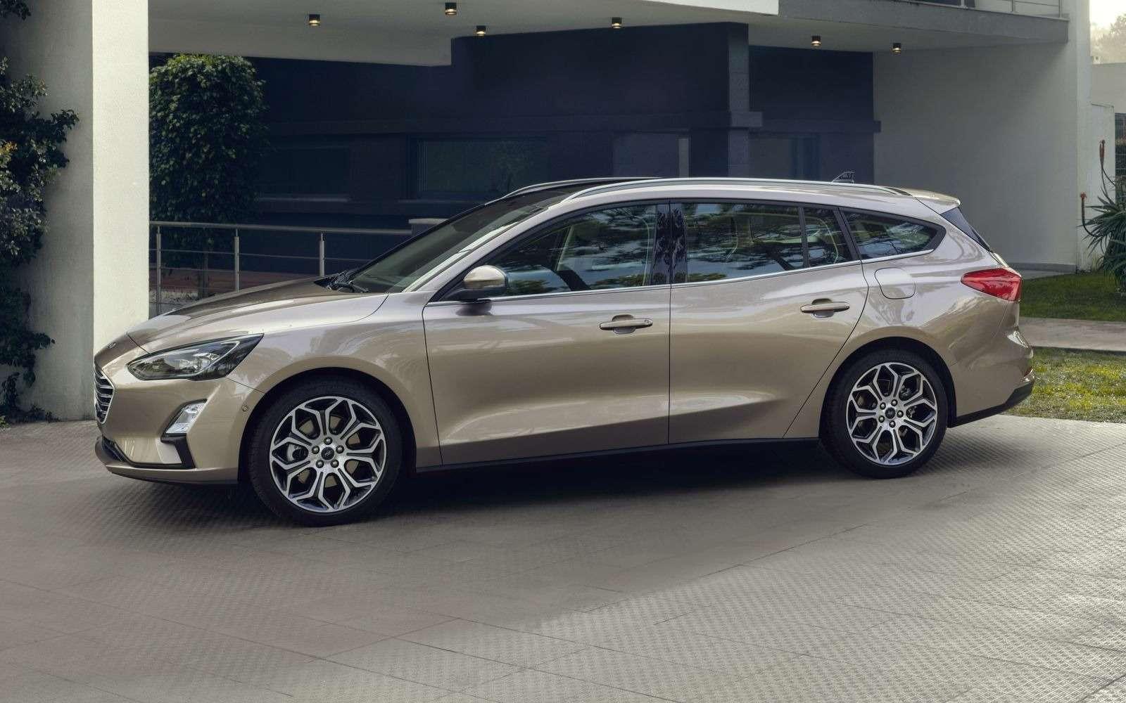 Новый Ford Focus: больше никаких PowerShift'ов!— фото 861422