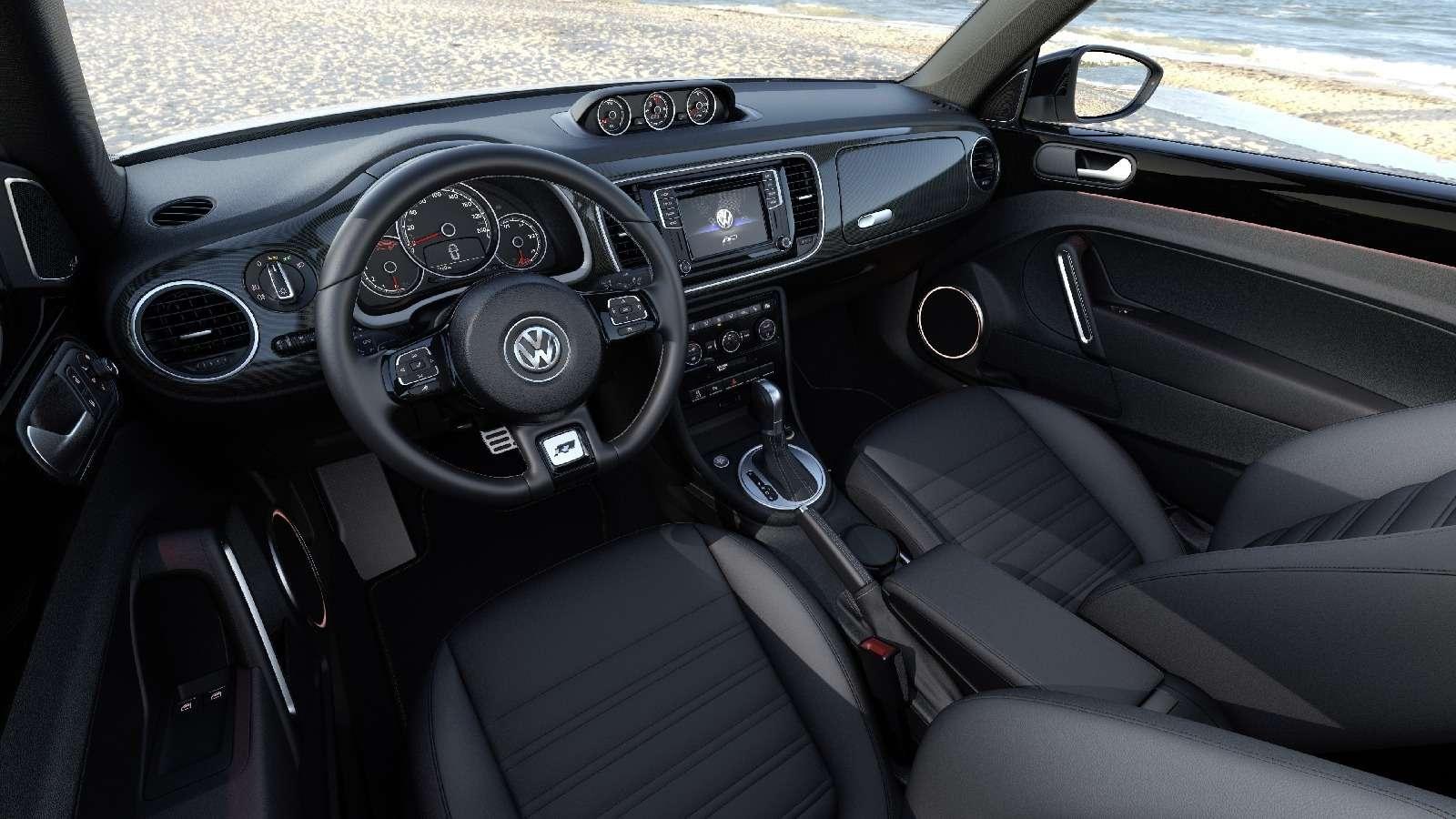 Volkswagen Beetle принарядили впоследнюю гастроль— фото 593060