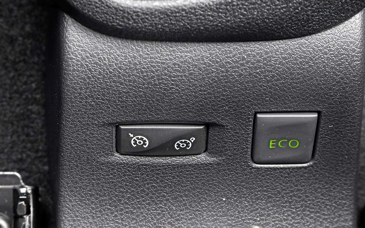 Большой тест кроссоверов: обновленный Ford EcoSport иконкуренты— фото 911208