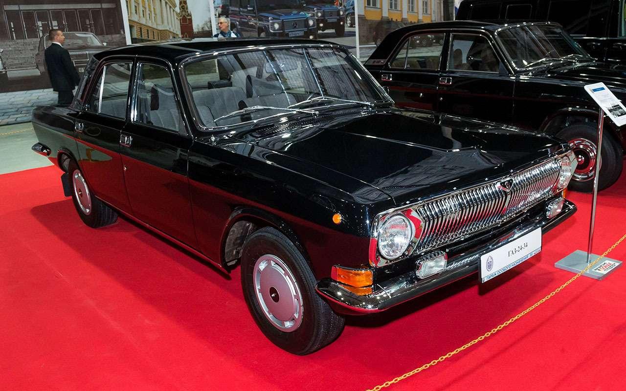 12советских автомобилей сАКП. Да, ихбыло много!— фото 1116448