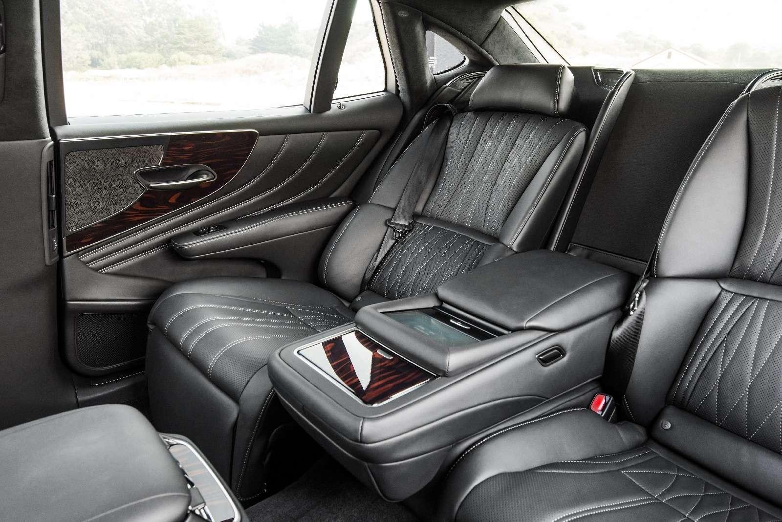 Новый Lexus LSполучил российский ценник— фото 822398