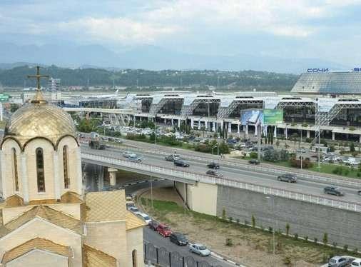 Олимпийские дороги: уСочинского аэропорта заторов небудет