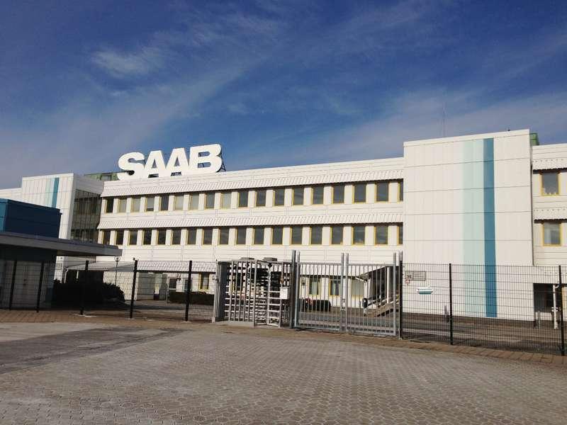 nocopyright Saab Factory