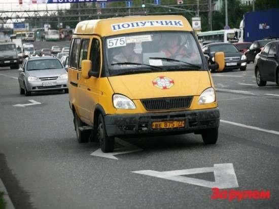 полоса дляобщественного транспорта