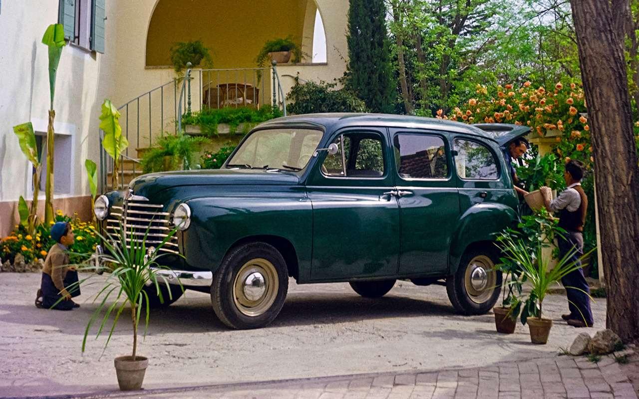 Модели Renault— великие инезнакомые— фото 915676
