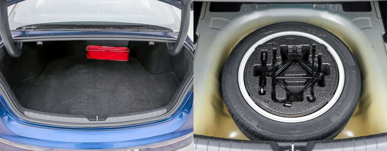 Skoda Octavia, Kia K5, Mazda 6— большой тест— фото 1221400
