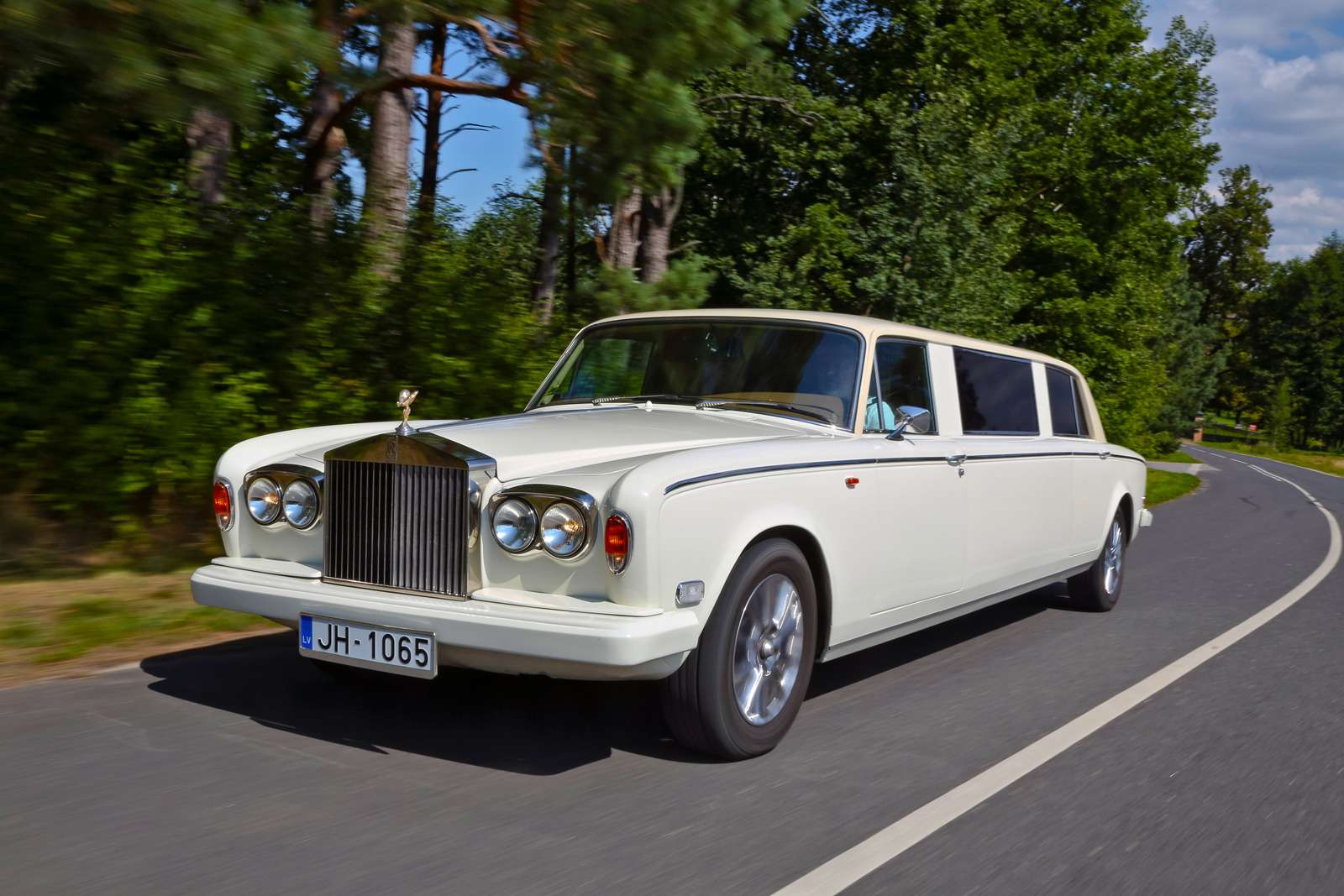 Растянутый Rolls-Royce Silver Shadow: в духе экстаза — фото 601399