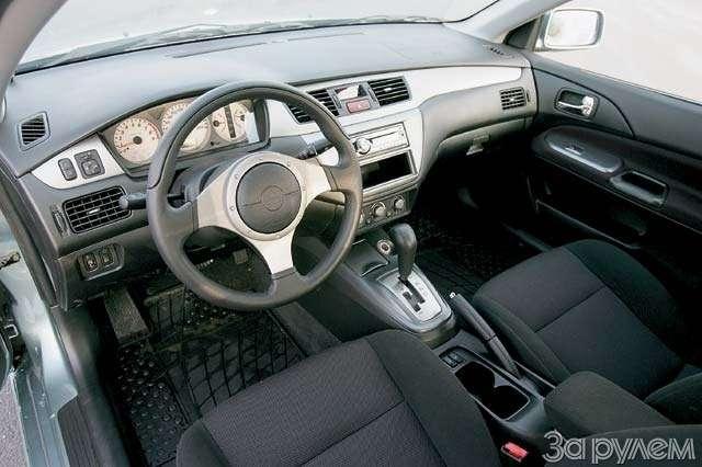 ТЕСТ: Mazda 3и Mitsubishi Lancer. Два литра сверхом— фото 63620