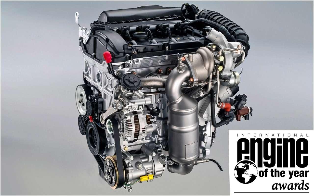 Всереальные (инадуманные) проблемы мотора Peugeot-Citroen— фото 1058381