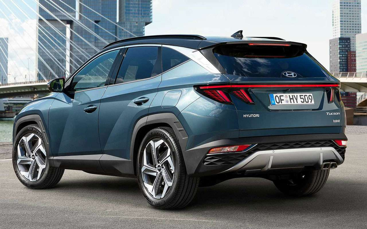Новый Hyundai Tucson— все особенности— фото 1167535