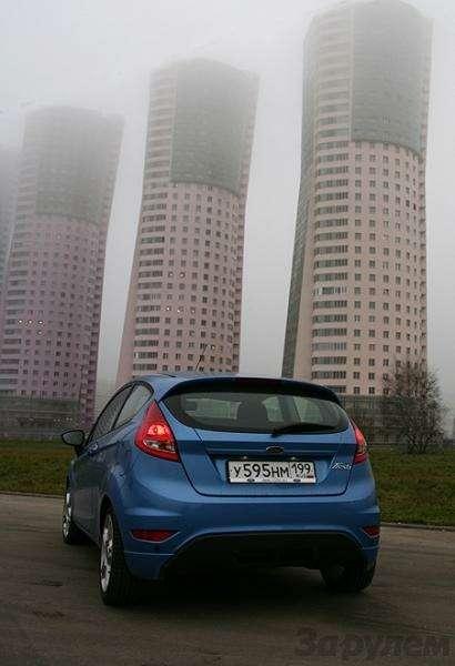 Тест Ford Fiesta Sport: Кинетический антидепрессант (ВИДЕО)— фото 5934