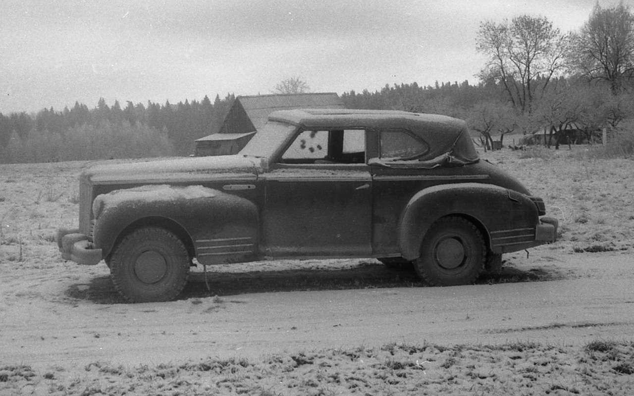Так переделывали авто только в СССР: 12 примеров - фото 1167641