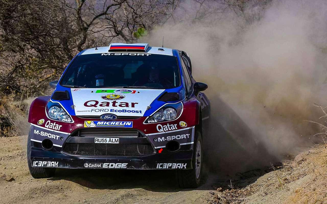 Ралли WRC: русские идут!— фото 860013