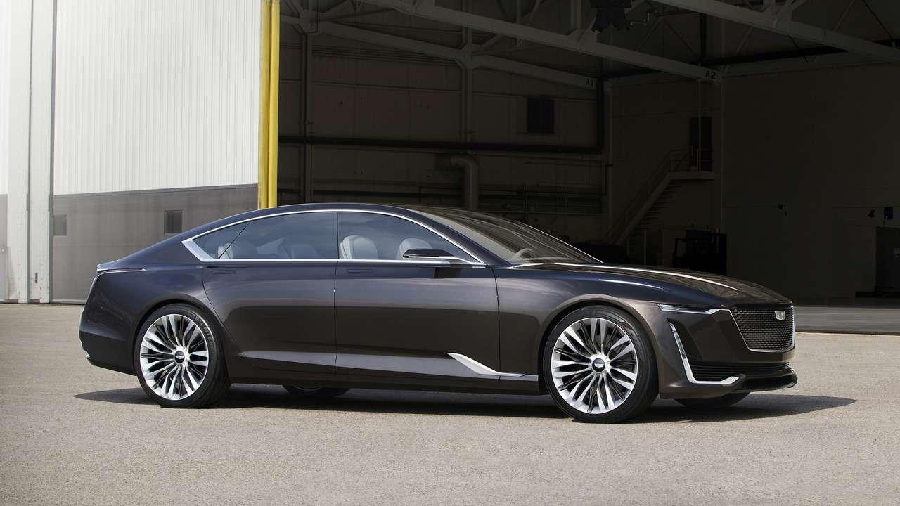 Безлишних букв: Cadillac Escala намекнул натоп-модель— фото 621441