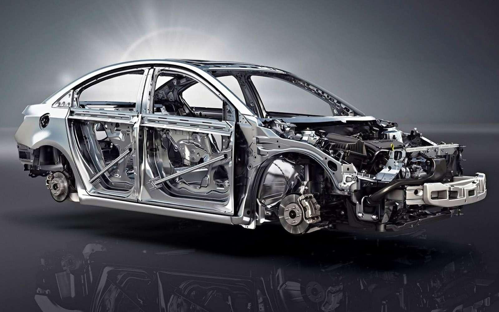 Chevrolet Cruze спробегом: плюсы иминусы— фото 651615