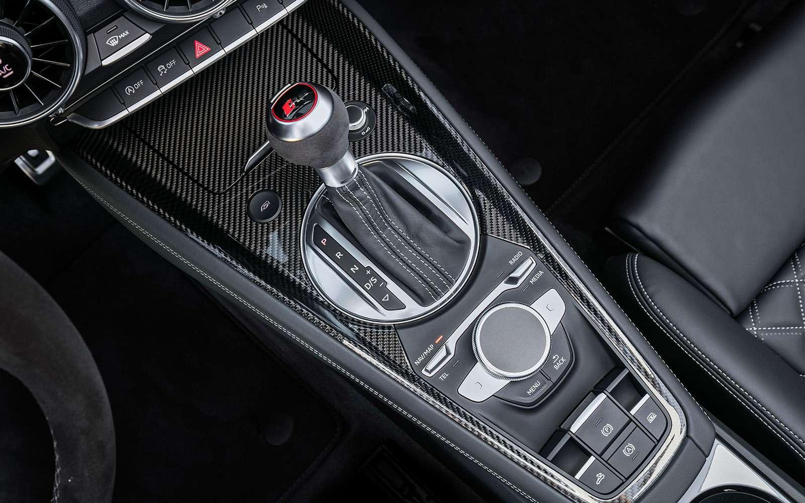 Новый Audi TTRS: дым без огня— фото 661580