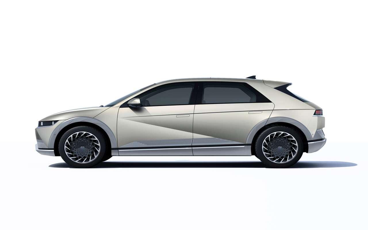 Hyundai Ioniq 5: мировая премьера кроссовера— фото 1225816