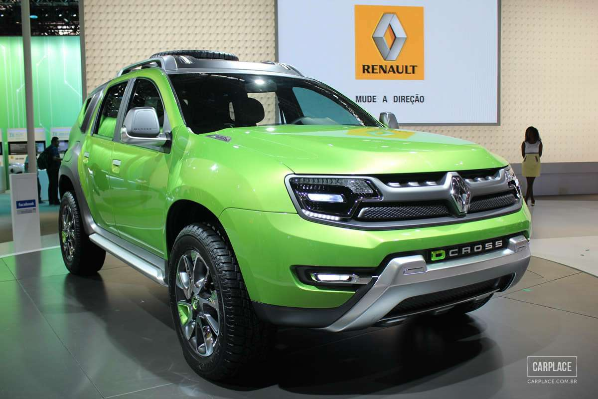 no copyright Renault Duster 2014