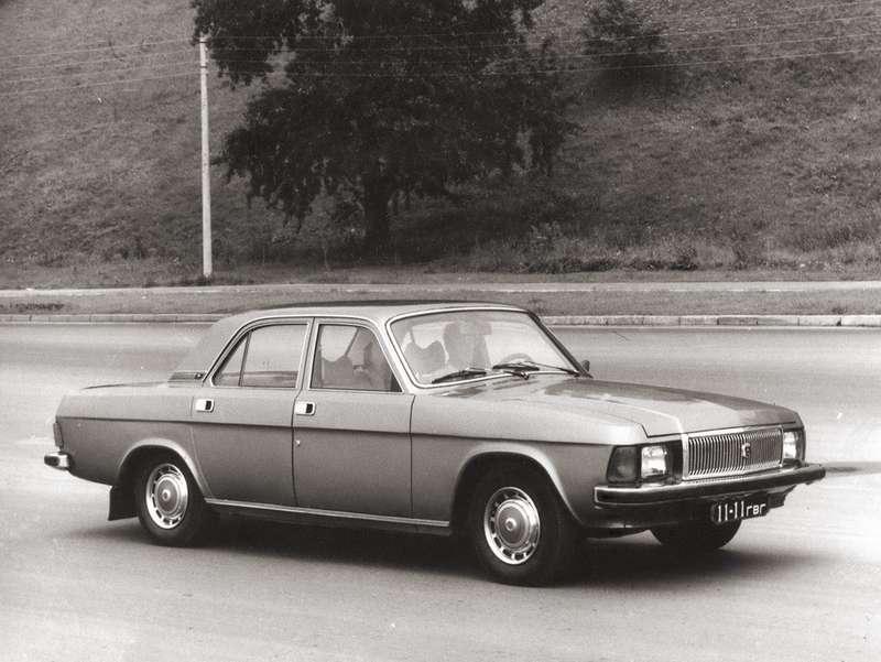 «Подарок съезду». ГАЗ-3102 из опытно-промышленной партии, 1981 год. «Волгу» ГАЗ-3102 собирали по 2,5 тысячи машин в год. До 2001 года сделали 108 105 экземпляров. Фото из архив В. Н. Носакова