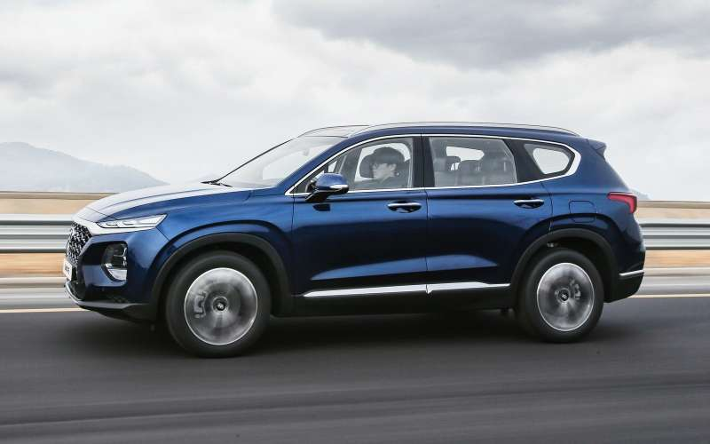 Hyundai рассказала все подробности оSanta Feчетвертого поколения