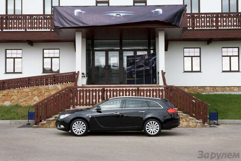 Презентация Opel Insignia: Очень приятно, царь! (ВИДЕО)— фото 93362