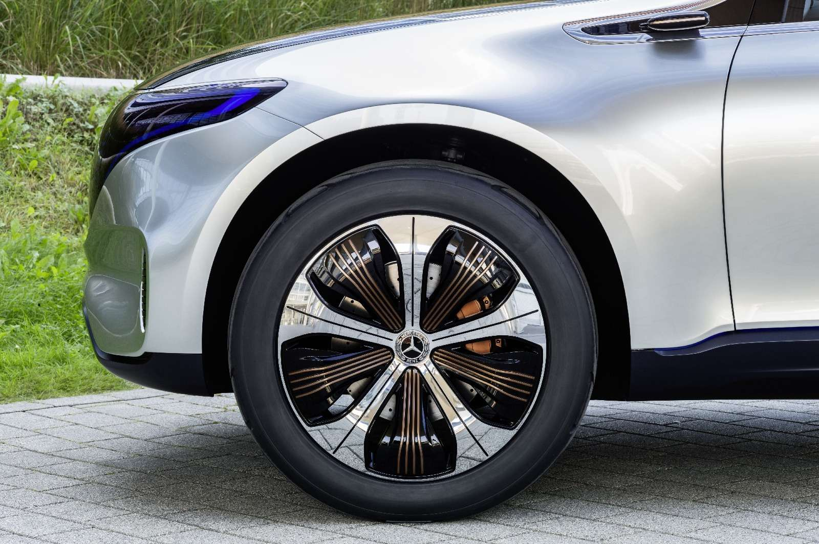 Mercedes-Benz Generation EQ: поколение чистоты— фото 641694