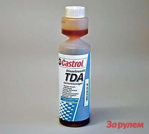 Многофункциональная присадка кдизельному топливу Castrol TDA